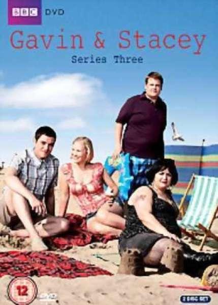 Gavin And Stacey Series 3 Dvd Zavvi