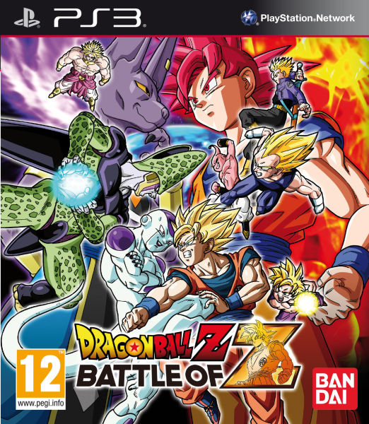 Dragon Ball Games For Ps3 : Dragon ball z battle of day one edition ps zavvi
