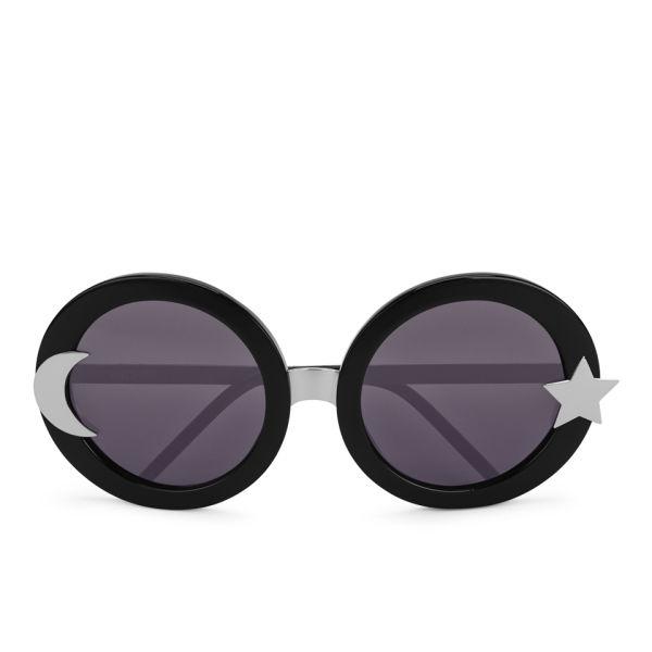 Wildfox Luna Sunglasses - Black