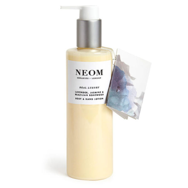NEOM Organics Real Luxury Body and Hand Lotion