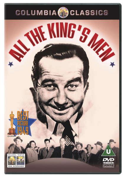 All the kings men essay