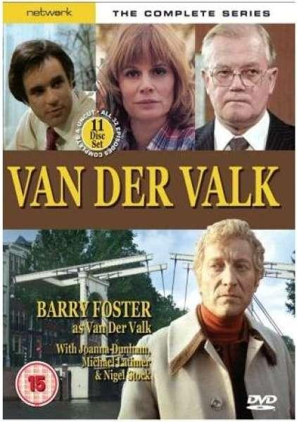 Van Der Valk - Complete Series Box Set [11DVD]