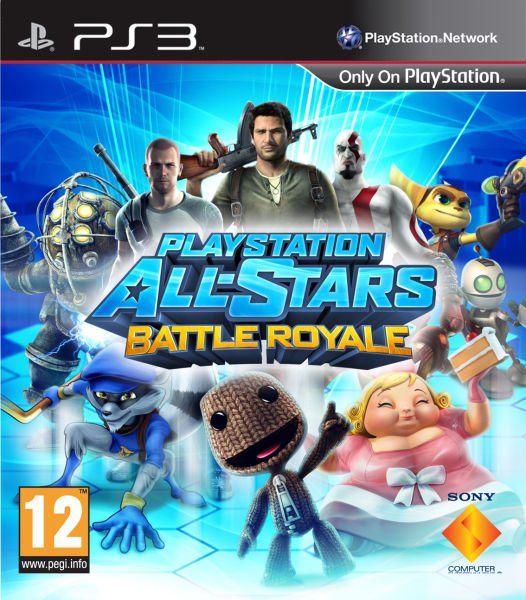 All Games For Ps3 : Playstation all stars battle royale ps zavvi