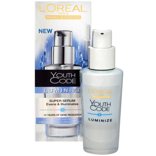 LOreal Paris Dermo Expertise Youth Code Luminize Super