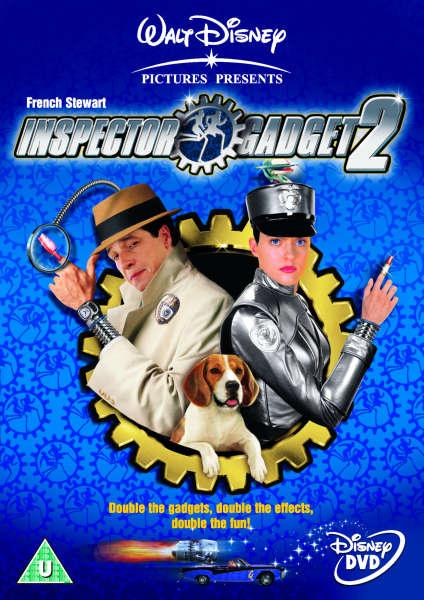 inspector gadget 2 dvd thehut