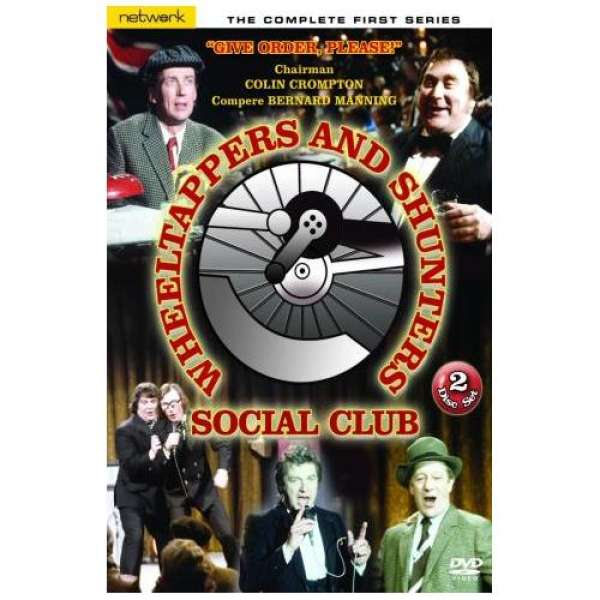 Wheeltappers And Shunters Social Club - Series 1 - Complete