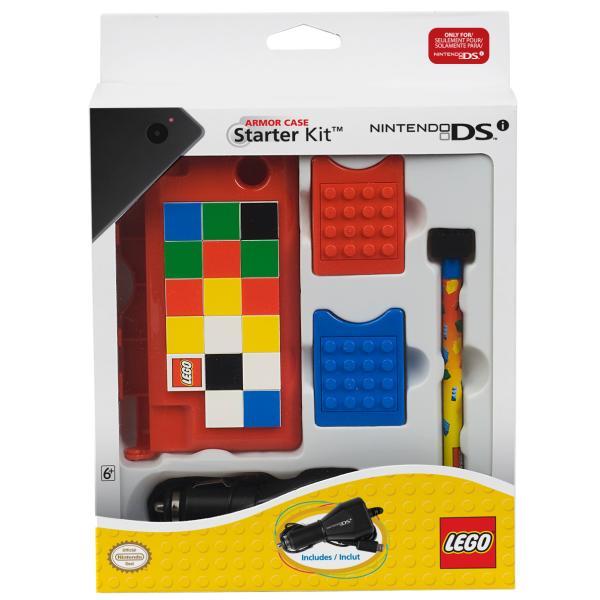 Lego Armour Nintendo Ds Case Starter Kit Games Accessories Zavvi