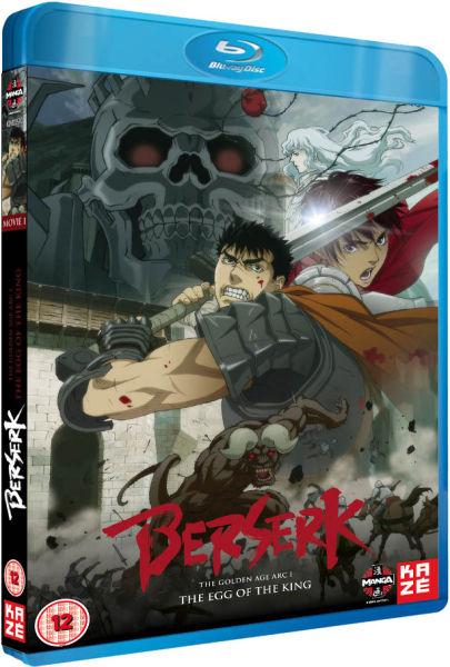 Berserk - Film 1: Egg of the King