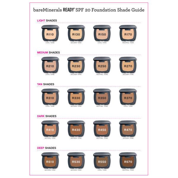 bareminerals ready foundation