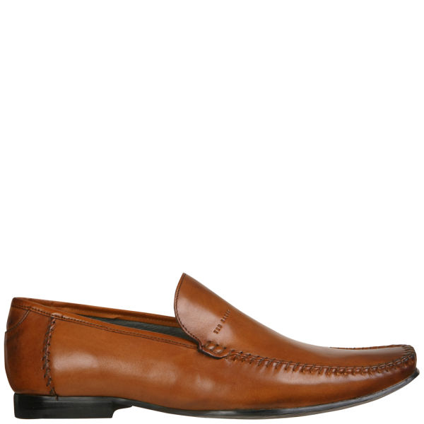 4f7a916d5fb87 Ted Baker Men s Bly 5 Leather Slip-On Shoes - Tan