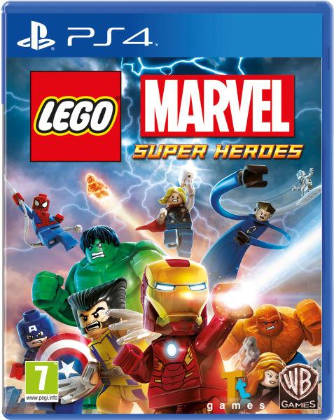 LEGO: Marvel Super Heroes PS4 | Zavvi
