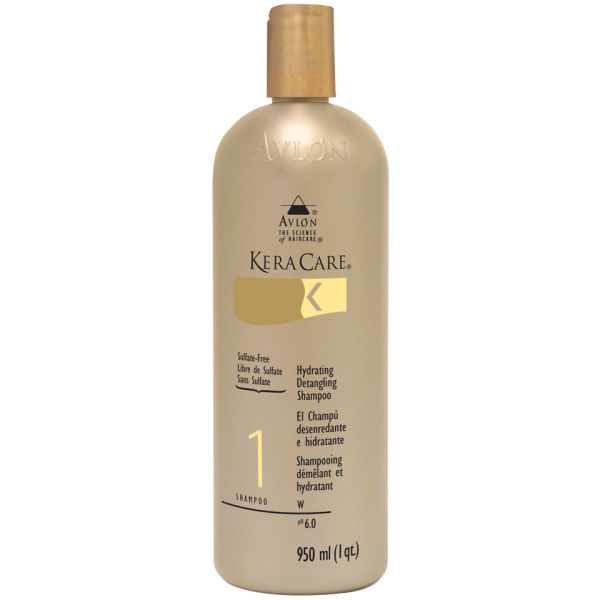 KeraCare Hydrating Detangling Shampoo (950ml)