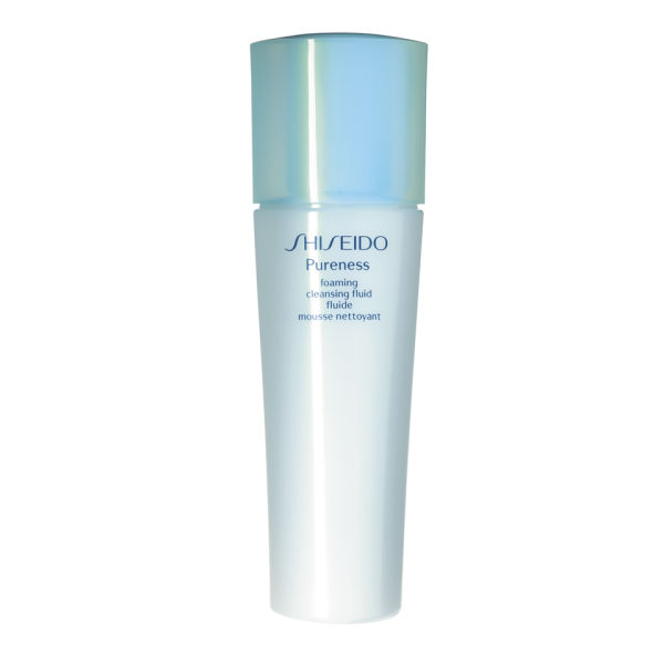 Shiseido Pureness Foaming Cleansing Fluid (150ml)