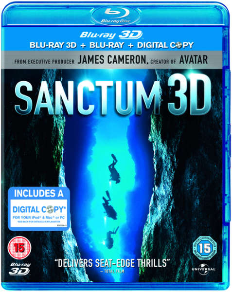 Sanctum 3D (Includes 3D / 2D Blu-Ray and Digital Copy) Blu ...