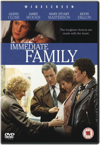 Immediate Family Dvd Zavvi