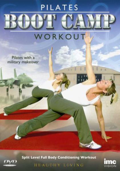 pilates boot camp workout dvd zavvi. Black Bedroom Furniture Sets. Home Design Ideas