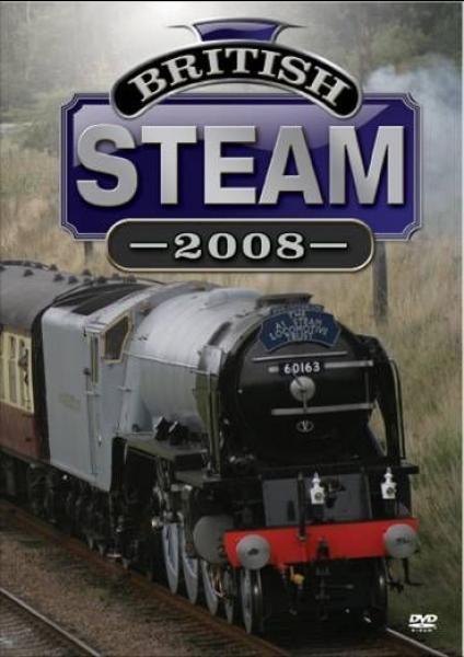British Steam 2008