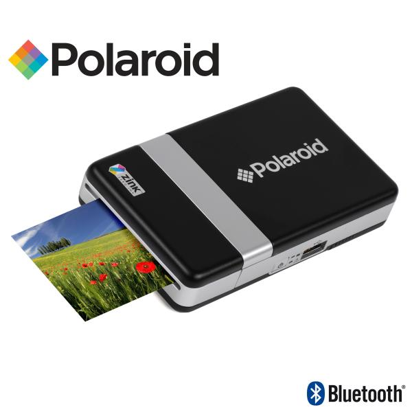 polaroid iphone printer polaroid pogo digital instant mobile photo printer 12791