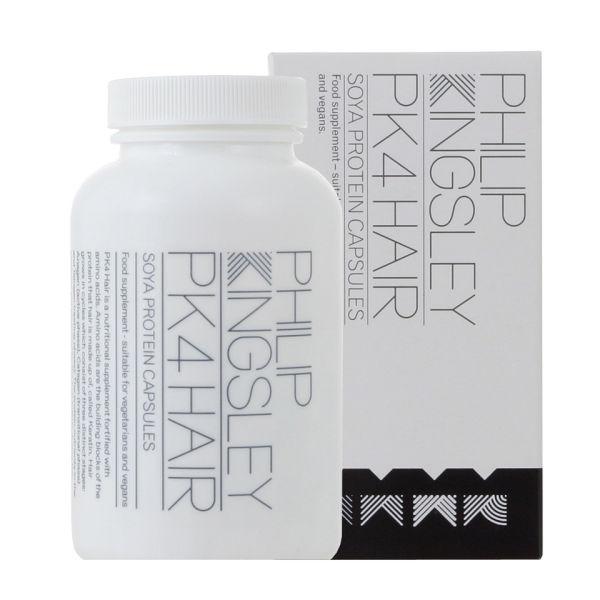 Philip Kingsley PK4Hair Vegetariske Protein Kapsler 120Kaplser