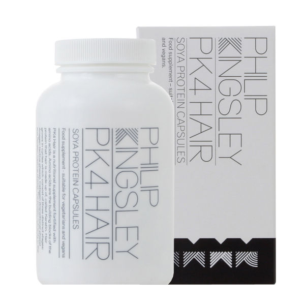 Philip Kingsley Pk4Hair Vegetarian Protein Capsules