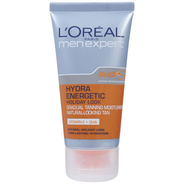 L'Oréal Men Expert Hydra Energetic Tanning Moisturiser (50ml ...