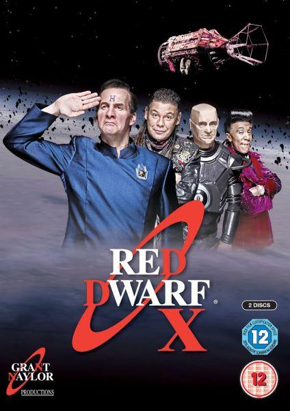 Red Dwarf X