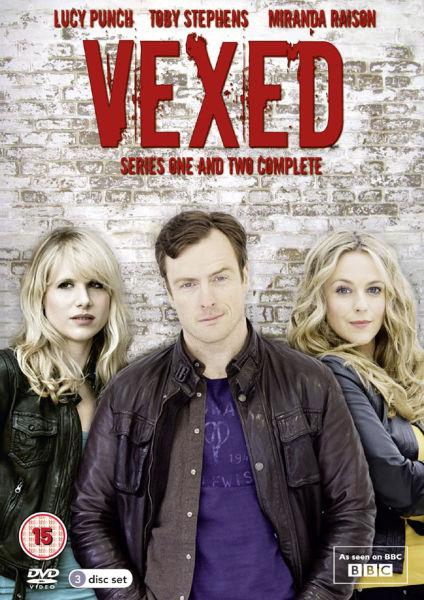 Vexed - Series 1-2