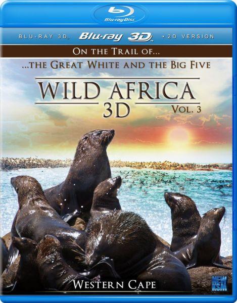 Wild Africa 3D - Volume 3
