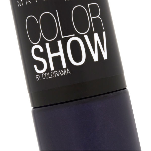 Maybelline new york color show nail lacquer 103 marinho for 24 hour nail salon new york