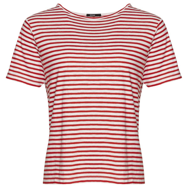 Denham Women's Paris T-Shirt - Burn Red