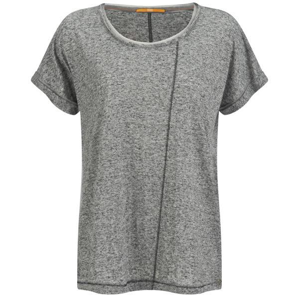 BOSS Orange Women's Telesi T-Shirt - Grey