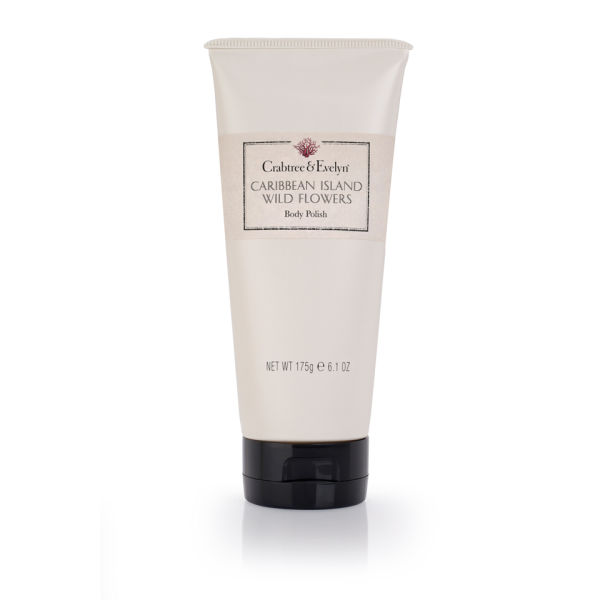 Crabtree & Evelyn Caribbean Island Wild Flowers Body Polish (175g)