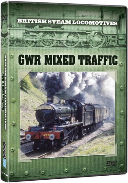 British Steam Locomotives: GWR Mixed Traffic