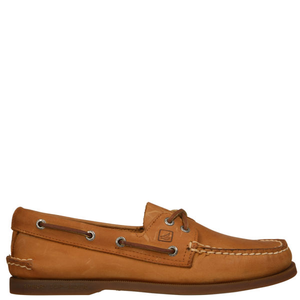 Sperry Men's A/O 2-Eye Boat Shoes - Sahara