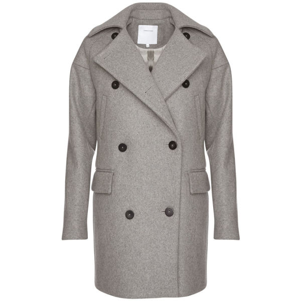 Surface to Air Maple Coat V1 - Light Grey