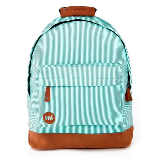Mi-Pac Premiums Candy Stripe Backpack - Green