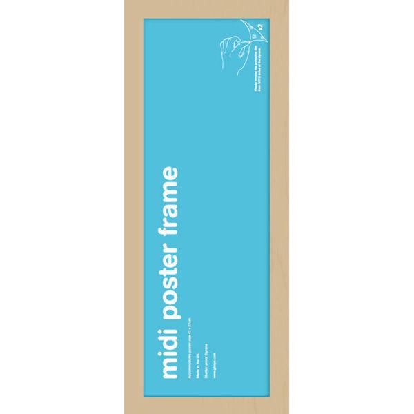 Oak Frame Midi - 30.5 x 91.5cm