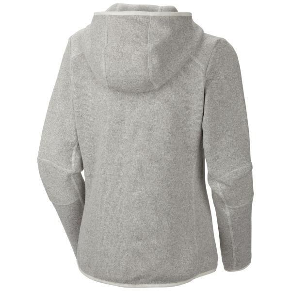 Columbia womens hooded fleece