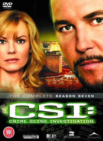 CSI: Crime Scene Investigation - Complete Season 7