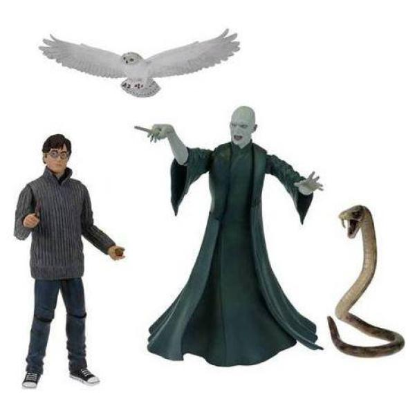 Best Harry Potter Toys And Figures : Harry potter inch and lord voldemort