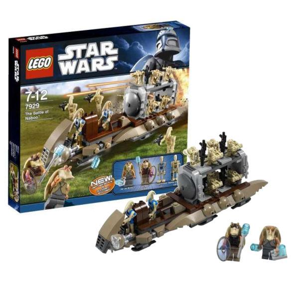 Lego Star Wars Battles 0 30 Apk: LEGO Star Wars: The Battle Of Naboo (7929) Toys