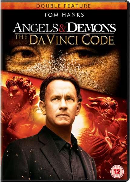 Angels And Demons The Da Vinci Code Dvd Zavvi