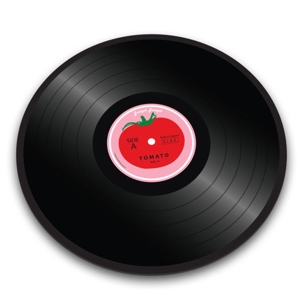 Joseph Joseph Worktop Saver Chopping Board - Tomato Vinyl
