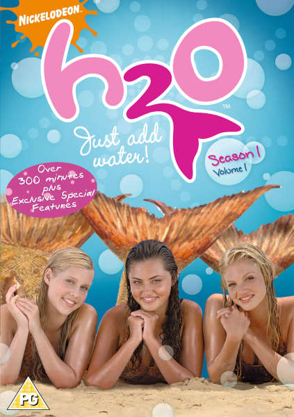 H20 just add water season 1 volume 1 dvd zavvi for H2o seasons