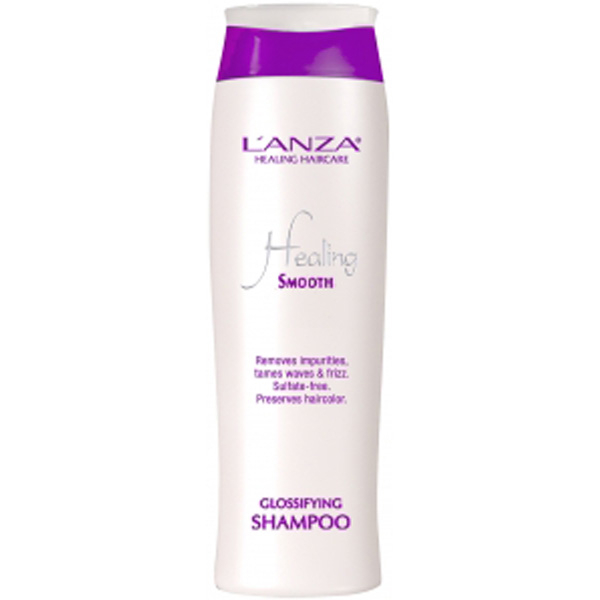 L'Anza Healing Smooth Glossifying Shampoo (300ml)
