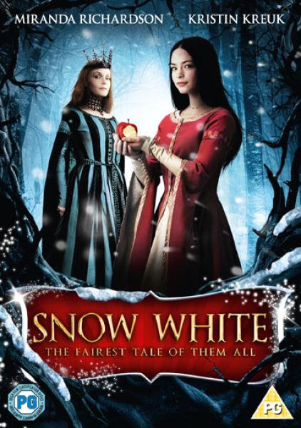 Snow White Dvd Zavvi
