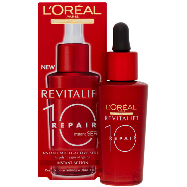 L'Oreal Paris Dermo-Expertise Revitalift Repair 10 Instant-Serum (30 ml)