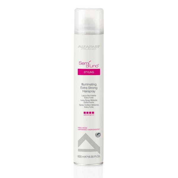 Conosciuto Alfaparf Semi Di Lino Styling Illuminating Hairspray (500ml  ZW13