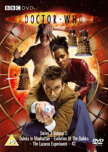 Doctor Who - Series 3 Vol. 2