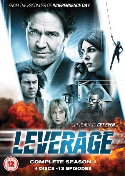 Leverage Season 1 Dvd Zavvi